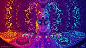 dj wolf background hd image