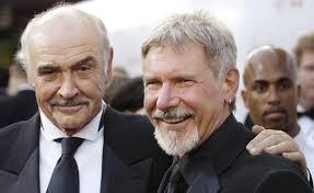 Sean Connery a New York: il divo sorretto da due persone fatica a ...