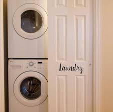 Laundry Door Decal Laundry Decal Cute Laundry Door Decals Etsy