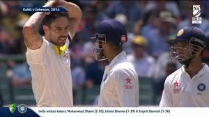 Mitchell Johnson opens up on wife's rift with mother during 2009 Ashes