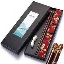 chinese unique style wooden chopsticks