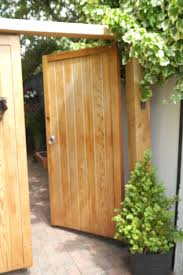 Garden Gates And Side Gates Handcrafted In The Uk To Any Width Or Height Using Time Served Co Wooden Garden Gate Garden Gates And Fencing Garden Gate Design