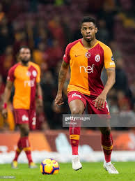 Ryan Donk of Galatasaray SK during the Turkish Spor Toto Super Lig ...