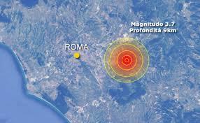 TERREMOTO di ROMA; non è una SCOSSA ATIPICA « 3B Meteo