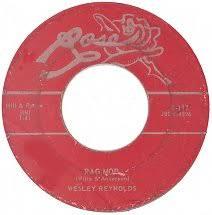 45cat - Wesley Reynolds - Rag Mop / I'll Never Be Free - Rose [Oklahoma] -  USA - R-117