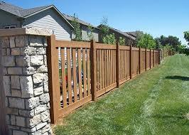 Fence Types Image Gallery Split Rail Fence Supply Co Front Yard Fence Backyard Fences Modern Fence