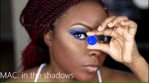 blue eye makeup dark skin saubhaya makeup