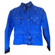 belstaff women s jackets black 20196627