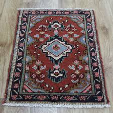 handmade persian rug in great condition