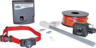 Petsafe Hig11 13655 Standard Electric Radio Fence Kit 4 Correction Level 6 To 26 In Neck Lithium Battery Vorg8057762 Hig11 13655