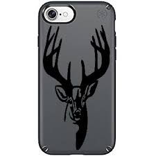 Two Faced Deer Head Cell Phone Case Decal Sticker Fits Most Phone Cases 2inch By 3inch Skin Sold By Big Tees Printing On Storenvy