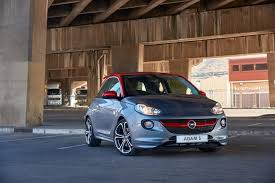 Opel Adam S: Think of it as an OPC Lite | Latest News - Surf4cars.co.za