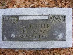Ida Butler (1873-1938) - Find A Grave Memorial