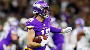 Vikings wide receiver Adam Thielen hoping to face 49ers despite ...