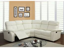 bonded leather sectional sofa set