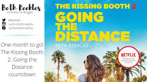 One month to go! The Kissing Booth 2: Going the Distance countdown ...