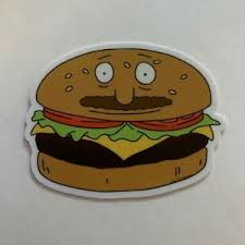 Bobs Burgers Vinyl Weatherproof Sticker Decal Car Laptop Ebay