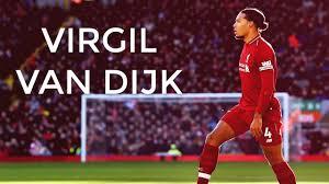 The Virgil van Dijk Song - with Lyrics ...