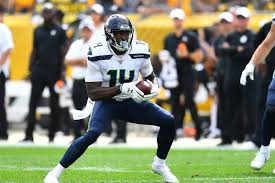What routes is Seahawks rookie WR DK Metcalf running so far in 2019? -  Field Gulls