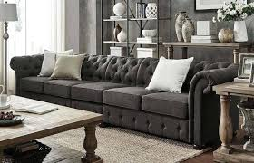 black couch living room ideas design 2