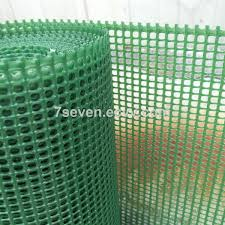 Factory Supply Green Gardening Fence Plastic Squsre Mesh Netting Ss198506 China Gardening Fence Plastic Square Mesh Mesh Fencing Plastic Mesh Mesh Netting