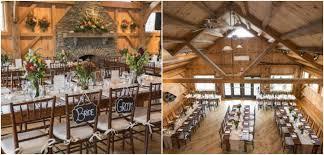 rustic wedding venues in new england