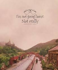 hogwarts is my home harry potter quotes harry potter world