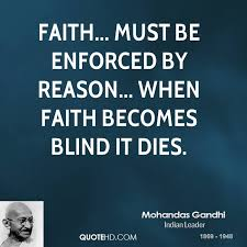 quotes about blind belief quotes