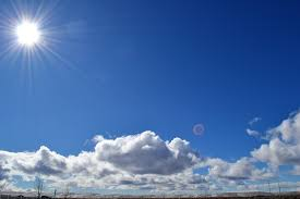 blue sky wallpaper for free hd