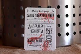 Funny Crawfish Boil Invitation Wording ...
