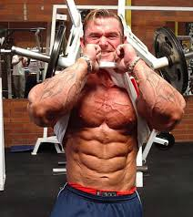 lee priest height age weight full
