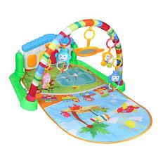 Thảm chơi kèm đàn Piano Kiza Premium HE0607 - Kidsplaza.vn