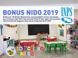 Bonus Nido 2019 – Come funziona e come richiederlo – Lo Scrigno ...
