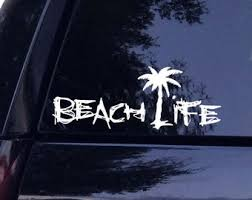 Salt Life Decal Etsy