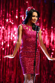 Santana Lopez performs in the