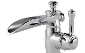 delta faucet installation bathroom