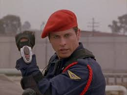 Wesley Collins, Red Time Force Ranger - Morphin' Legacy