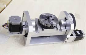 5 axis cnc machine 4th axis homemade