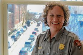 Jennifer Smith Chosen as Superintendent of New Bedford Whaling National  Historical Park - New Bedford Whaling National Historical Park (U.S.  National Park Service)
