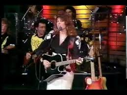 Myrna Lorrie - I Wish That I Could Fall In Love Today - No. 1 West - 1989 -  YouTube