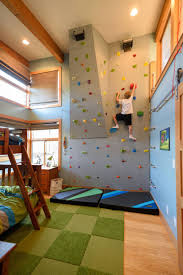 10 Modern Houses With Rock Climbing Walls Childrens Bedrooms Boys Bedrooms Kid Room Decor