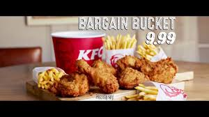 bargain bucket for only 9 99 you