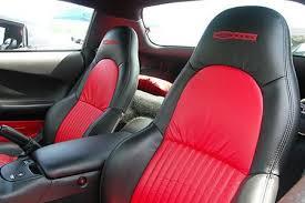 2001 2004 corvette z06 leather vinyl