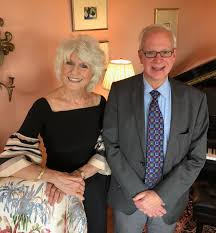 Lawrence (Larry) Jacobs Meets With Diane Rehm and WAMU Supporters
