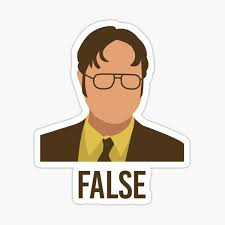 Dwight Schrute Stickers Redbubble