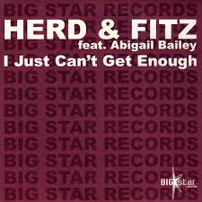 Herd & Fitz Feat. Abigail Bailey - I Just Can't Get Enough (2006, Cardboard  Sleeve, CD) | Discogs