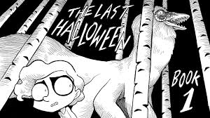 Abby Howard Invites Her Readers to 'The Last Halloween'