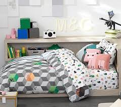 minecraft organic kids sheet set