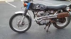 1968 honda cl 350 scrambler you