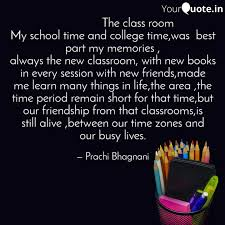 the class quotes writings by prachi bhagnani yourquote